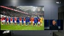 """Le Vestiaire"" (RMC Sport) avec Yunis Abdelhamid"