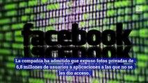 Facebook filtra fotos privadas de casi 7 millones de cuentas