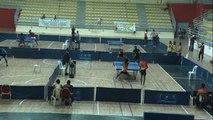 Tennis de table: championnat de Côte d'Ivoire, des matchs spectaculaires dont plusieurs clubs remportent la médaille d'or