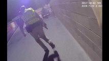 Las Vegas : les caméras embarquées des policiers dévoilent de nouvelles images