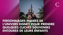 PHOTOS. Laetitia Milot, Christophe Maé, Teddy Riner... Les people fêtent Noël à Disneyland