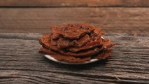 Make better brittle with bacon