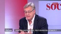 « Il ne s'agit pas d'annuler la démocratie représentative mais il s'agit de s'appuyer sur les réseaux sociaux » estime Yves Roucaute