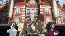 Sirius the Jaeger Netflix - Trailer Dublado Anime Original - lançamento 21-12