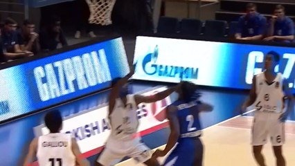 7Days EuroCup Highlights Regular Season, Round 10: Zenit 81-84 ASVEL