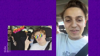 Side Stories: Scott Helman gives us our first Instagram takeover
