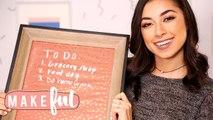 3 Min DIY Dry Erase Board | w Jeanine Amapola