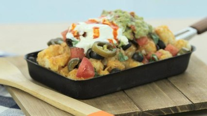 How To Make Totchos In 5 Minutes