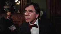 """Elio Di Rupo: """"Le gouvernement a éclaté sous la pression de la N-VA, puis ce soir, de l'Open Vld"""""""