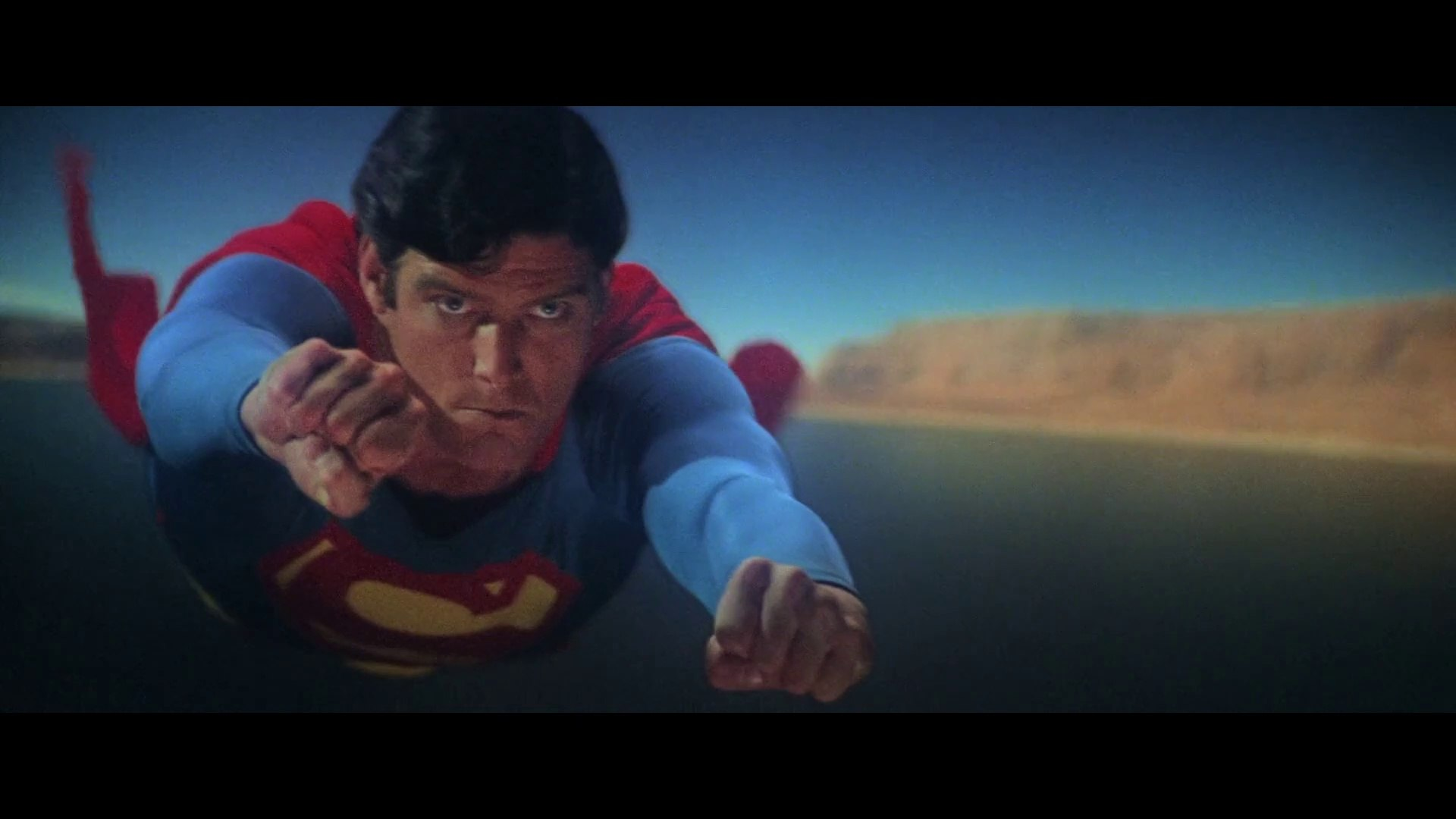 Superman 1978 All The Flying Footage Video Dailymotion