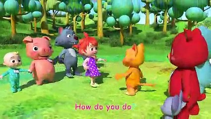 My Name Song Cocomelon Abckidtv Nursery Rhymes Kids Songs Video Dailymotion
