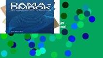 Library  DAMA-DMBOK  Data Management Body of Knowledge (2nd Edition) - DAMA International