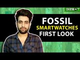 Fossil Launches 7 Touchscreen Smartwatches In India