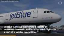 JetBlue Is Selling One-Way Tickets For As Low As $49