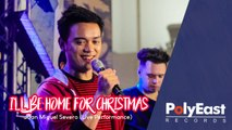 Juan Miguel Severo - I'll Be Home For Christmas (Live Performance @Christmas Time Album Launch)
