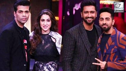 12 Bollywood Stars Who Debuted On Koffee With Karan Season 6
