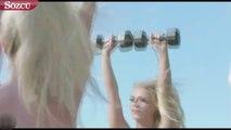 Britney Spears parfüm tanıtımı