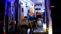 İtfaiye Kurtardı Jandarma Islanmasınlar Diye Şemsiye Tuttu