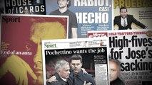 Paul Pogba célèbre le départ de José Mourinho, Mauro Icardi agite toute l'Italie