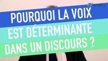 Pourquoi la voix est déterminante dans un discours ? L'avis du coach vocal de Macron
