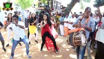 suntv சீரியல் நடித்த நடிகை Dasara Attam 2015 Disco Junior actress KALI ATTAM kulasai part
