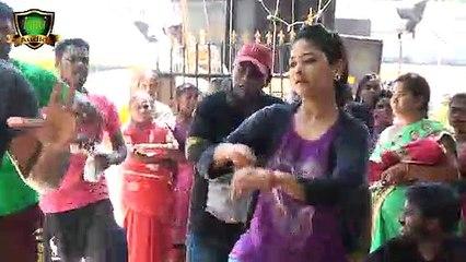 suntv சீரியல் நடித்த நடிகை Dasara Attam 2015 Disco Junior actress KALI ATTAM 10
