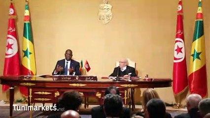 Accords de coopération entre  le Gouvernement de la République Tunisienne et le Gouvernement de la  République du Sénégal