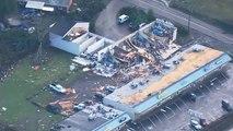 Rare : une petite ville frappée par une tornade dans l'État de Washington