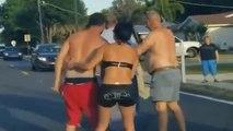 Road Rage Karma | street fist fights Bully fails TRAFFIC FIGHTS