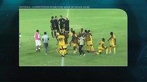 Football: compétitions interclubs 16ème demi-finale aller, l'ASEC vainqueur face au stade malien de Bamako