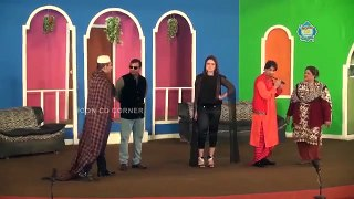 Sobia Khan and Tahir Anjum New Pakistani Stage Drama