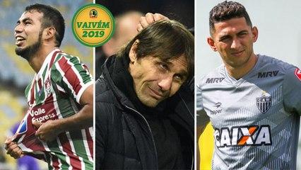 Guga está encaminhado e pode vestir a camisa do Atlético-MG em 2019 ... 82a6966a5e443