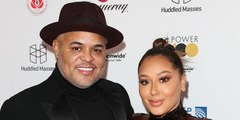 Adrienne Bailon Explains How She & Husband Israel Houghton Are Staying Positive During Their Fertility Journey