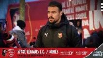 J19. Stade Rennais F.C. / Nimes : bande annonce