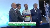 UCI - Movistar prolonge jusqu'en 2021