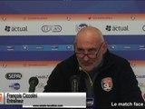 (J17) Rodez - Laval, avant-match avec F.Ciccolini