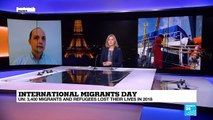 International Migrants Day - The impact of Climate Change on Migration flows