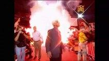 Ric Flair Challenges Hulk Hogan To A World Heavyweight Championship   WCW WRESTLE WAR