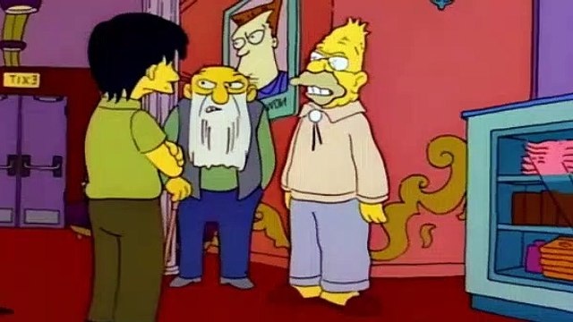 The Simpsons S02E15 Oh Brother Where Art Thou