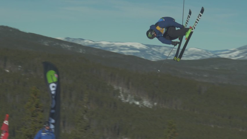 Dew Tour Slope Practice