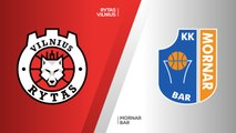 Rytas Vilnius - Mornar Bar Highlights | 7DAYS EuroCup, RS Round 10