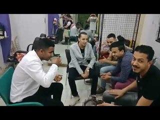 احلي صوتين تسمعهم   احمد فؤش و سعيد نور