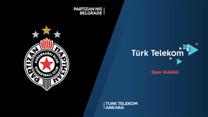 7Days EuroCup Highlights Regular Season, Round 10: Partizan 87-72 Turk Telekom