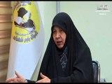 برنامج لقاء خاص ضيفة الحلقة الدكتورة  ناجحة عبد الامير رئيس مؤسسة الشهداء