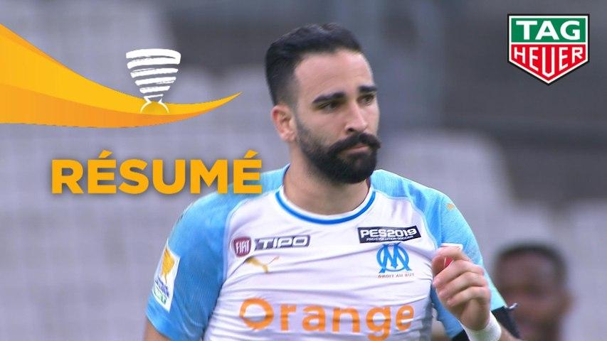 Olympique de Marseille - RC Strasbourg Alsace (1-1 2 tab à 4)  - (1/8 de finale) - Résumé - (OM-RCSA) / 2018-19