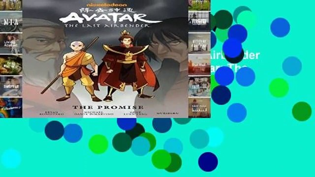 Get Ebooks Trial Avatar: The Last Airbender - The Promise Library Edition (Avatar: The Last