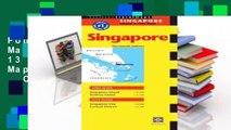 Popular Singapore Travel Map Thirteenth Edition: 13 (Periplus Travel Maps: Singapore Island   City