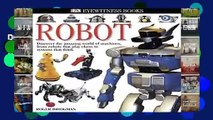 D0wnload Online DK Eyewitness Books: Robot: Discover the Amazing World of Machines, from Robots