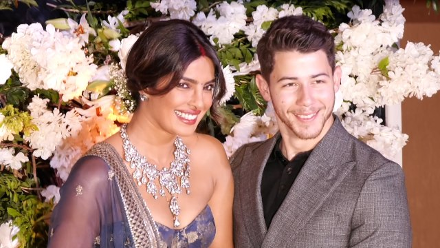 Priyanka Chopra, Nick Jonas host reception for friends, family in Mumbai