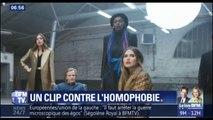 """""""De l'amour"""": plus de 70 personnalités chantent contre l'homophobie"""